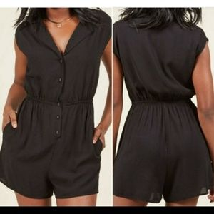 ModCloth Read It and Steep romper